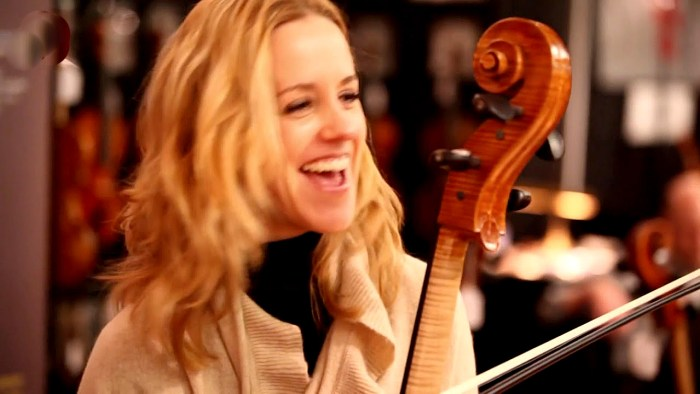 Sol Gabetta In Concert from Paris - 2012