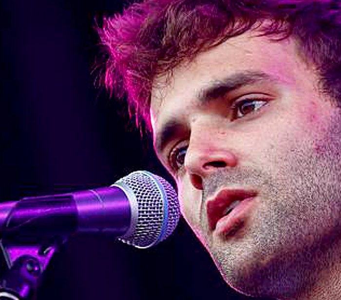 Day Wave (Getty Images) - in session 2015