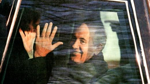 Mikhail Gorbachev - 1988