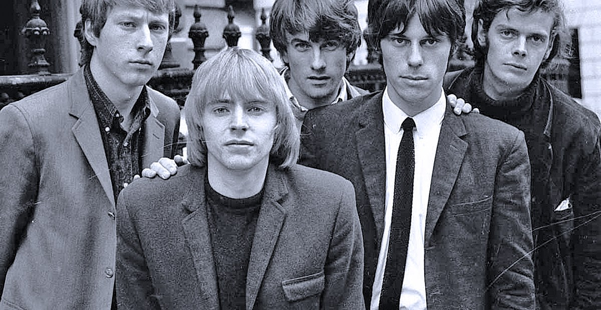 The Yardbirds - Saturday Club 1966 - Photo: Getty Images
