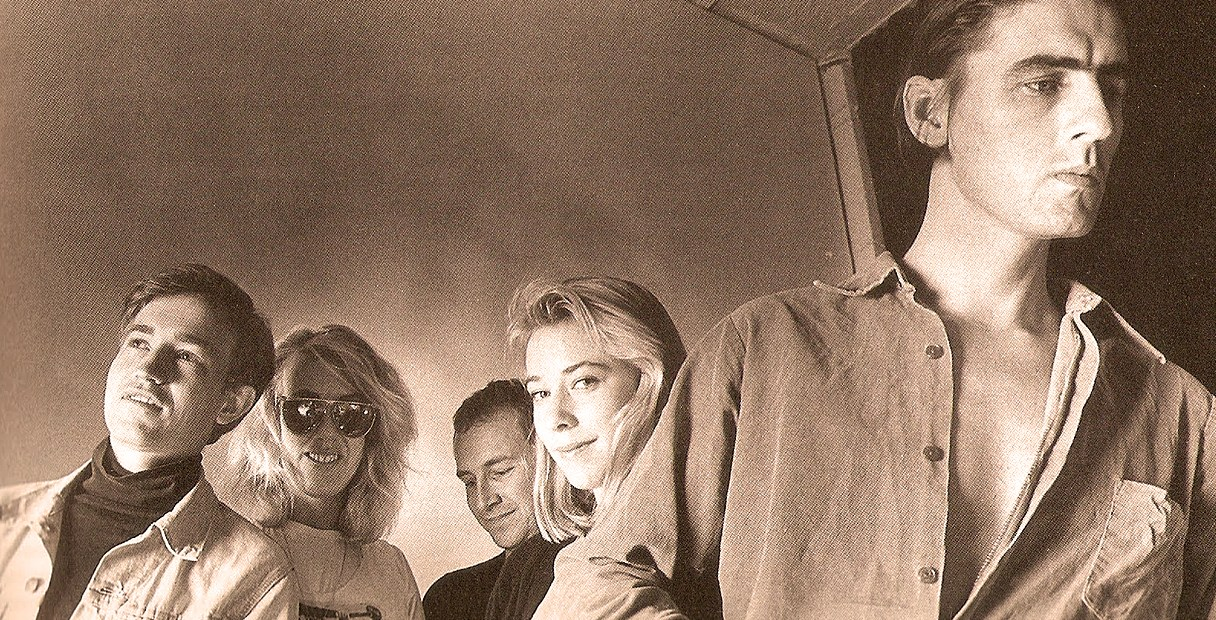 The Go-Betweens - in session for Peel - 1983