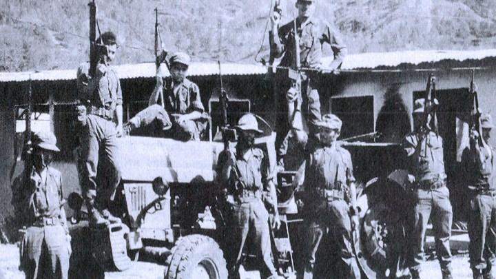 Central America 1984 Sandinistas