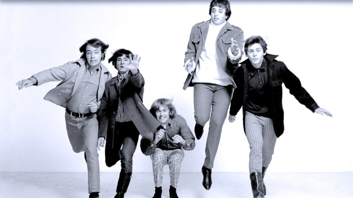 The Electric Prunes - in session - 1967