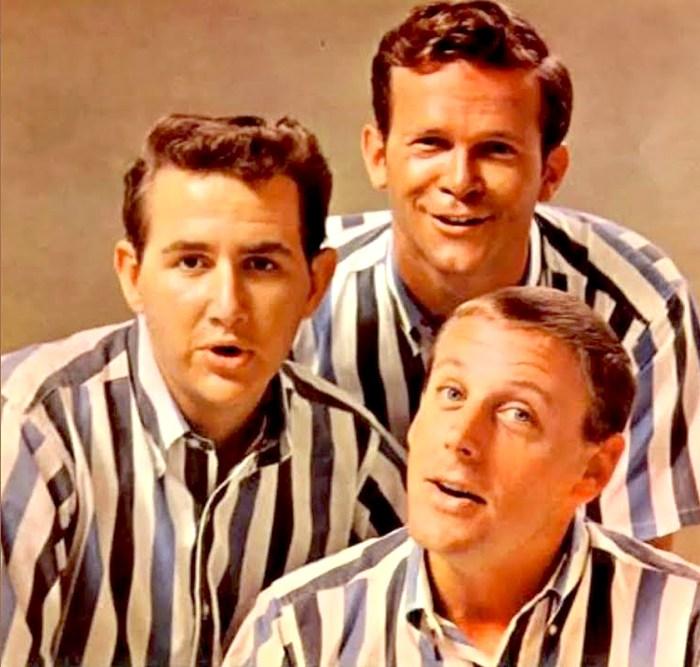 The Kingston Trio - in concert 1964