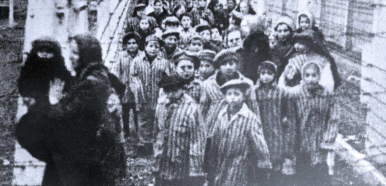 Liberation of Auschwitz - January 27, 1945
