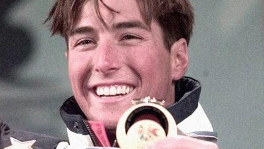 Johnny Moseley - First USA Gold Winner at Nagano Olympics