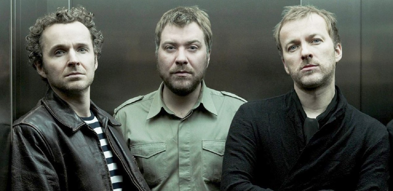 Doves - in concert at Maida Vale 2000