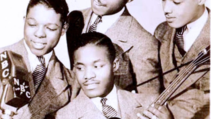 The Four Vagabonds - 1942-43
