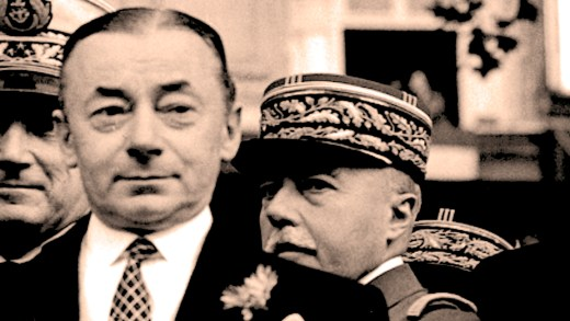 Paul Reynaud - Prime Minister of France - 1940