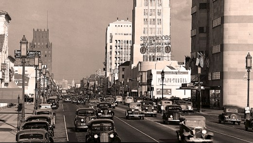 March 23, 1939 – To Most People L.A. Is Just Another City, But To Clifford Clinton It Was A Hot-Bed Of Sleaze, Vice And Corruption