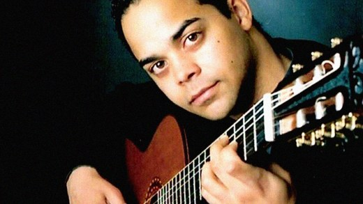 Marlon Titre – Guitar Recital – 2010 – Past Daily Mid-Week Concert