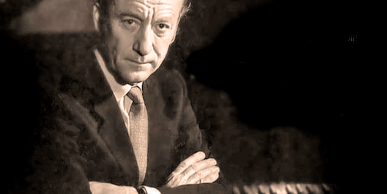 Rodion Shchedrin - Contrasts For Piano And Orchestra- 1968 Holland Festival