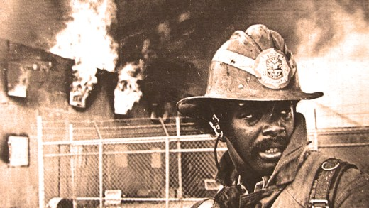 McDuffie Riot in Miami - 1980