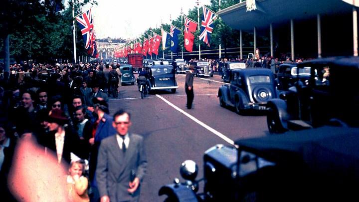 London - Summer 1945