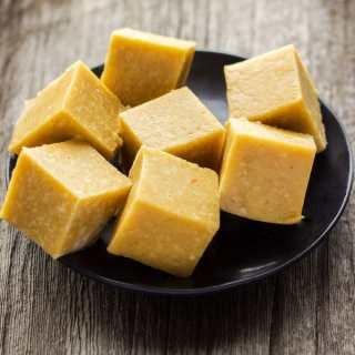 Vegan Vanilla Fudge