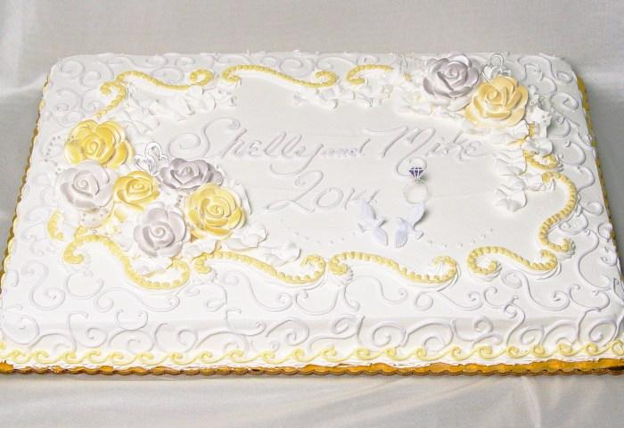 Order Acme Wedding Cakes