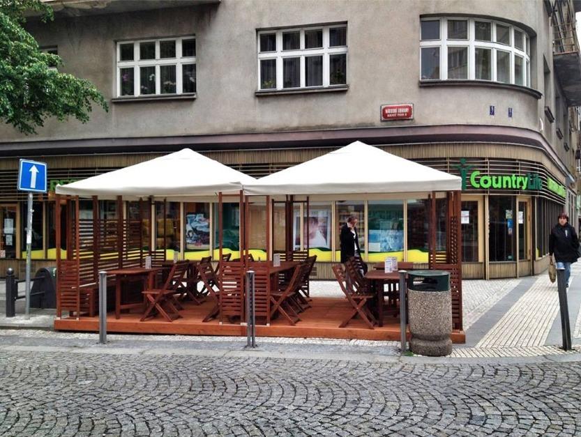 Country Life BIO, Prague via oreeko