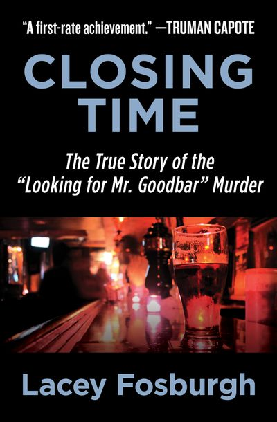 Closing Time By Lacey Fosburgh Ebook