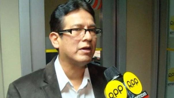 Jaime Antezana sostiene que el nivel de corrupción policial colapsó en la región Puno.