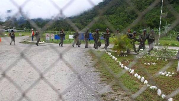 Brasileños secuestran y roban armas a militares bolivianos