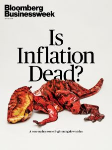 Is Infaltion Dead?