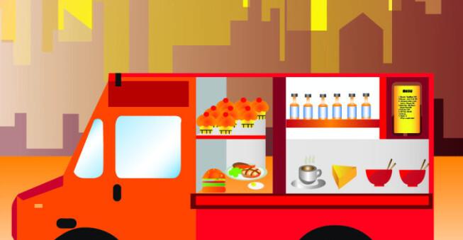 نتيجة بحث الصور عن launch a food cart project