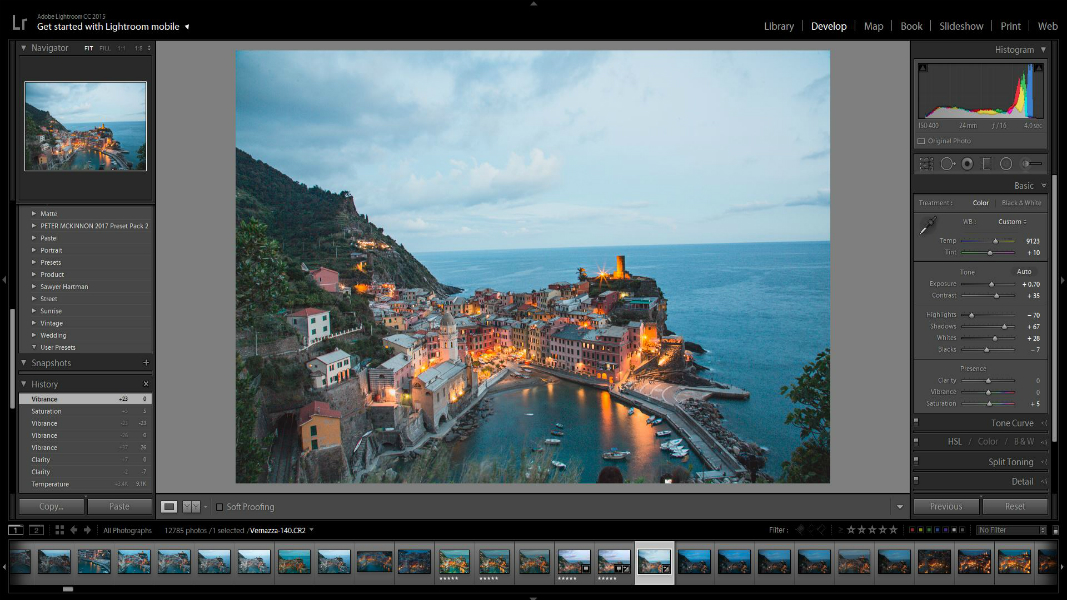 Photography Basics: Lightroom Editing - Passion Passport