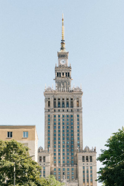 Palace of Science and Culture, Warsaw