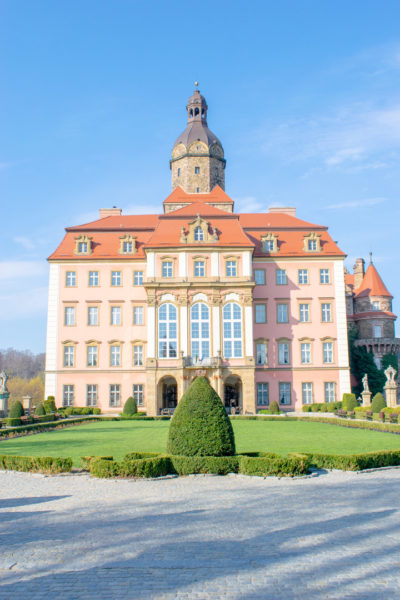 one of poland's palaces ksiaz