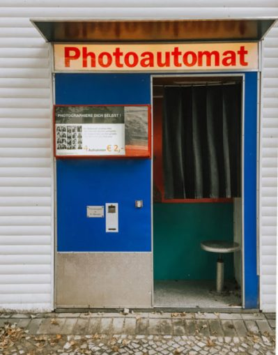 a Photoautomat in our Instagram guide to Berlin