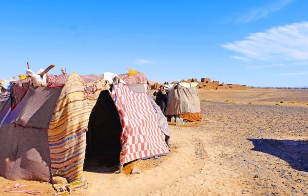 nomad tent morocco