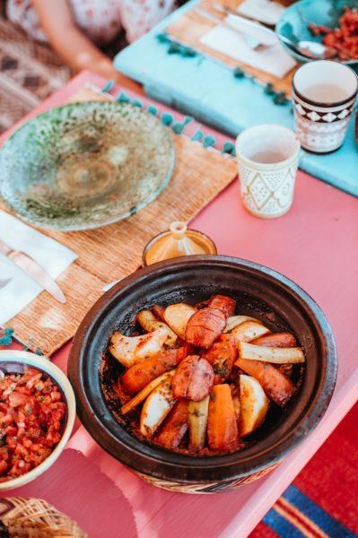moroccan meal annie spratt