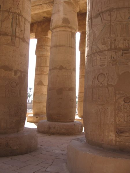 luxor temple rosemary mahoney