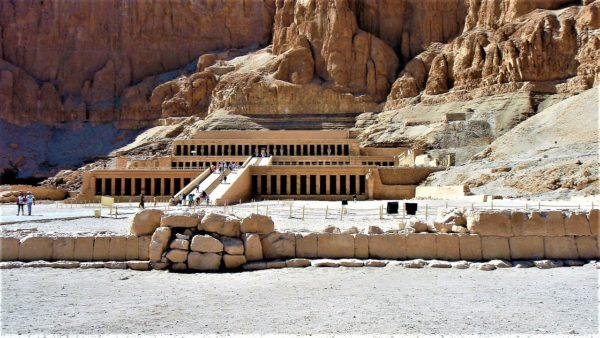 egyptian temple of hatshepsut