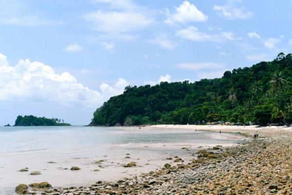Beach on Koh Phangan