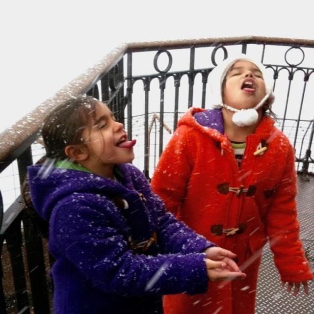 paris with kids snow jon bailey