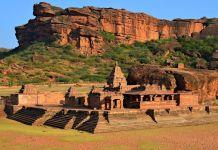 badami temples girish gopi