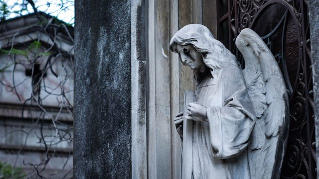 cemetery in buenos aires