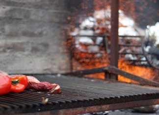 grilling in argentina