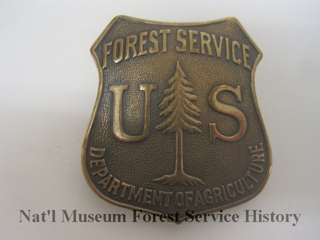 The forest products industry is the largest manufacturing business sector in the state, contributing approximately $34.9 billion annually to the state's economy and providing around 148,000 jobs for north carolinians. Forest Service Badge 1905 Badge