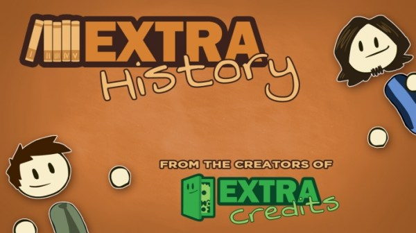 Support Extra Credits creating History That's Fun To Watch