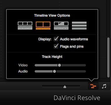 Using the Editing features in Resolve 10
