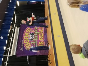 Reading is Magic with Joe Romano