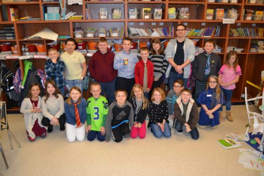 Teachers and Students dress like each other