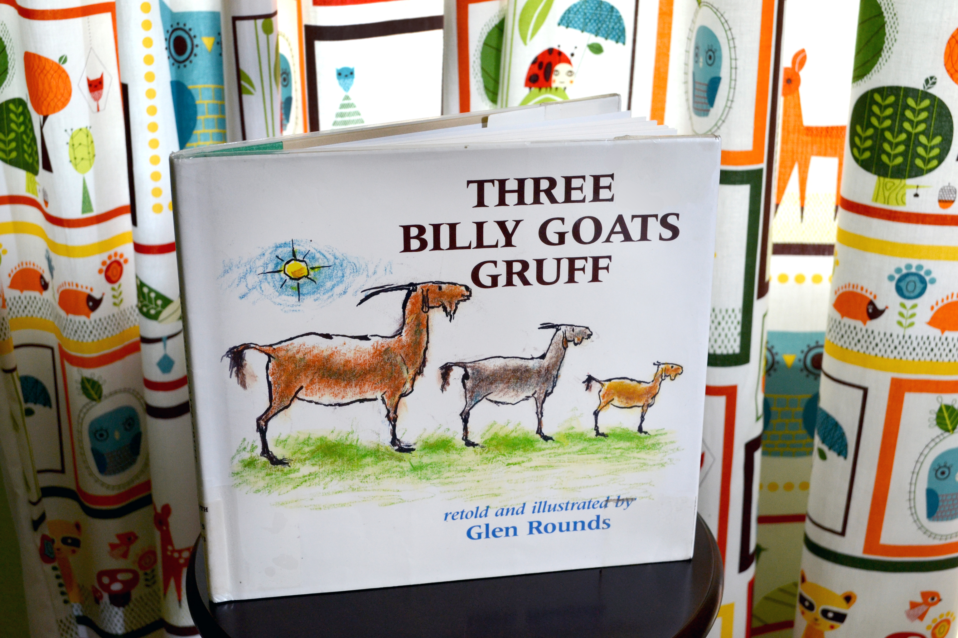 Three Billy Goats Gruff Story Activities