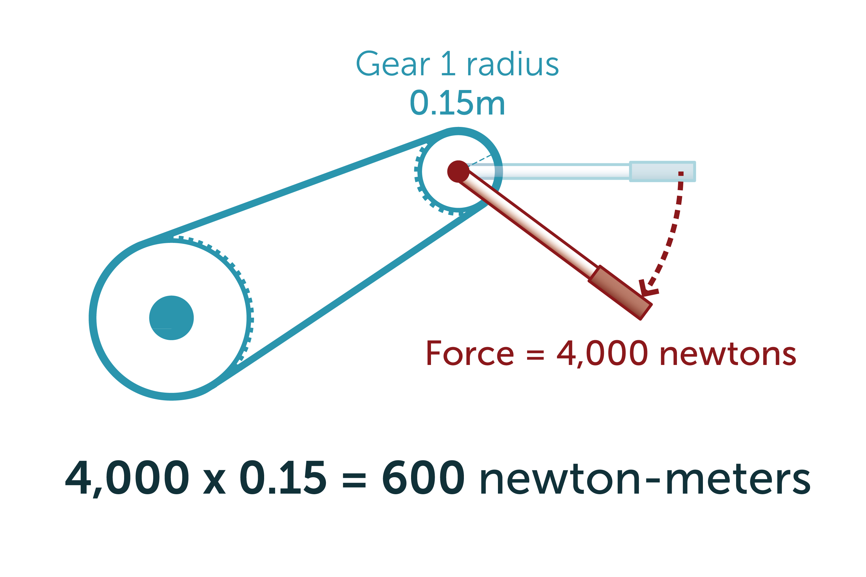 Calculate Newtons