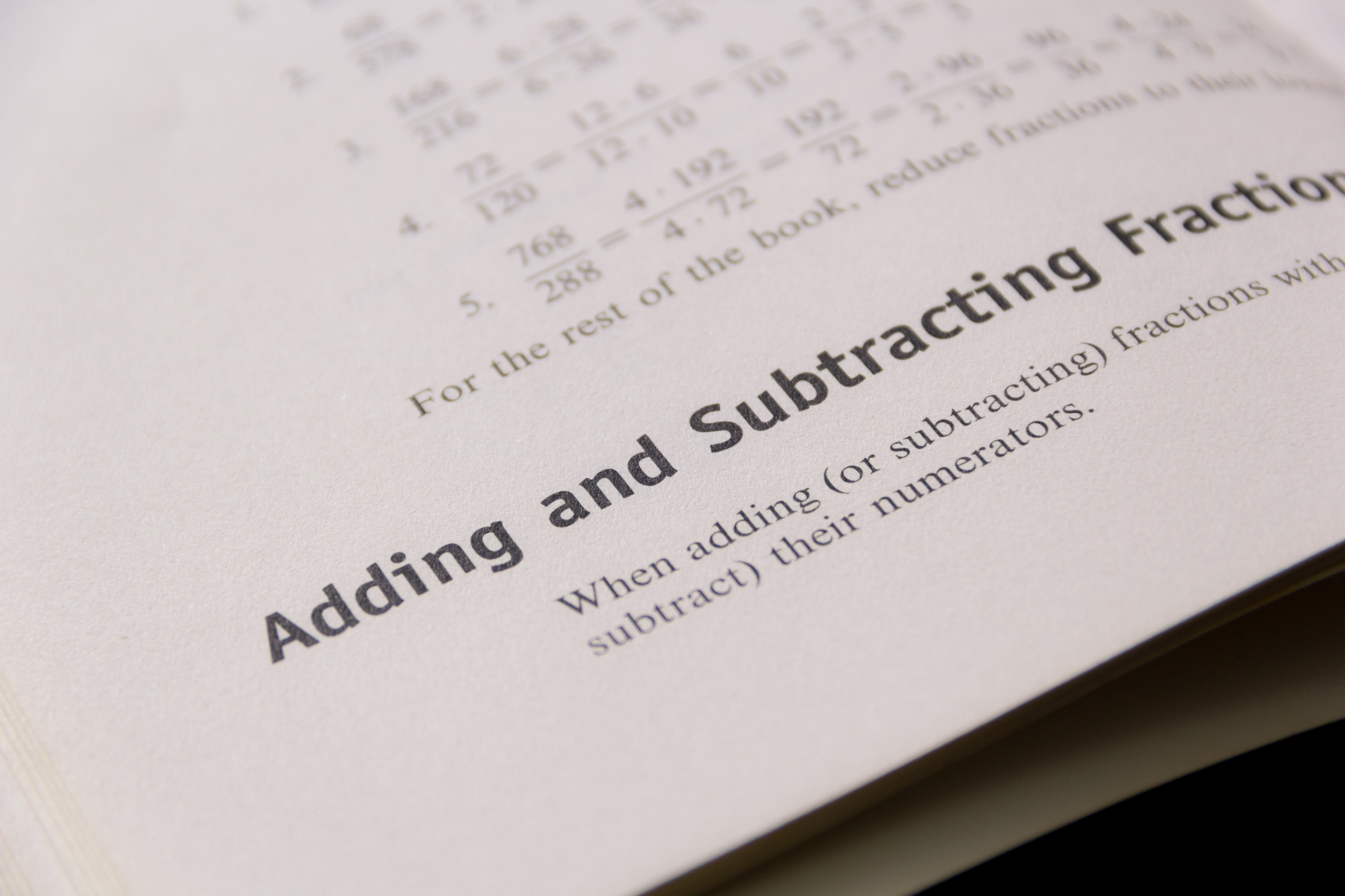 How Addition Amp Subtraction Can Be Applied In Our Everyday