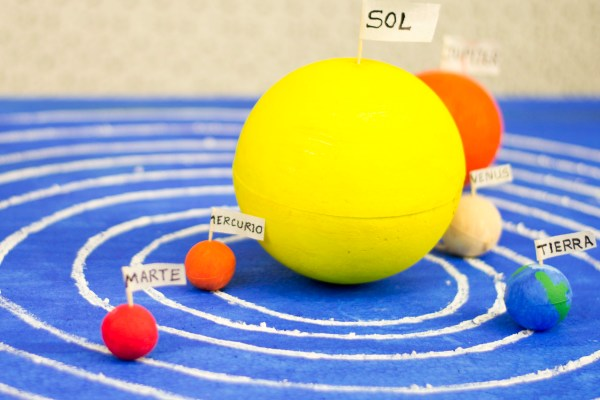 How to Build a 3D Model of the Solar System Sciencing
