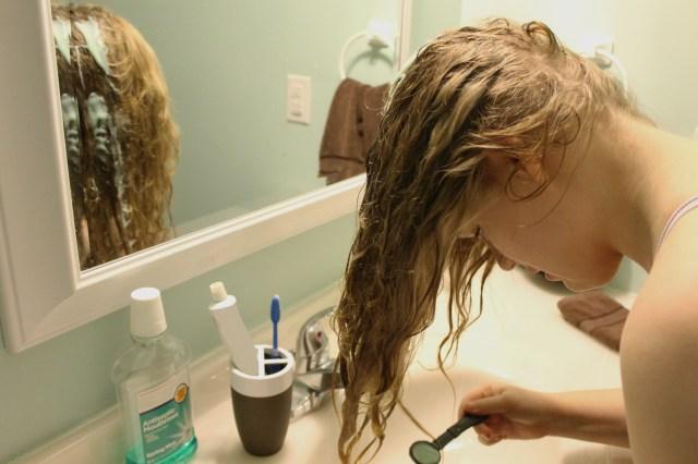 Kết quả hình ảnh cho baking soda with hair