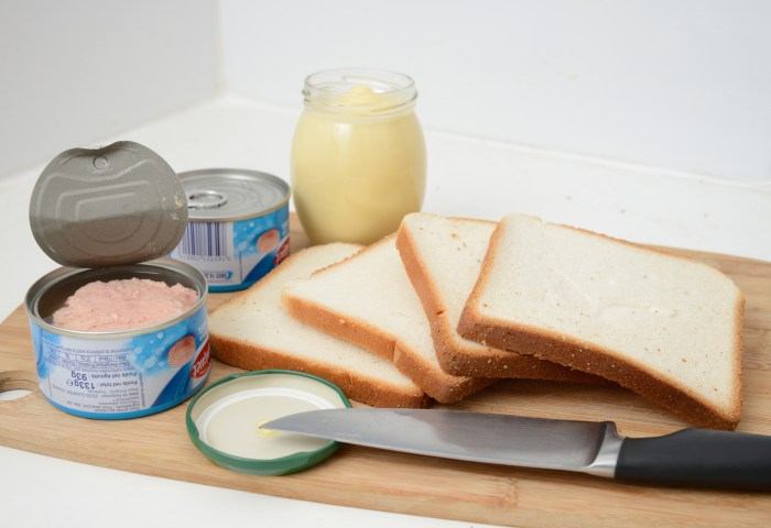 The Healthiest Way To Make A Tuna Sandwich Our Everyday Life